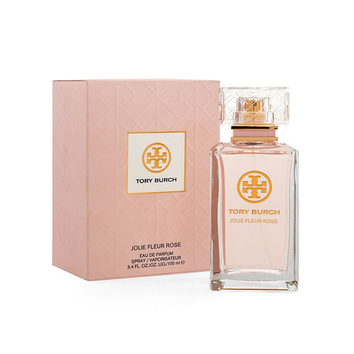 TORY BURCH BLUSH  JOLIE FLEUR ROSE 100 ML EDP SPRAY