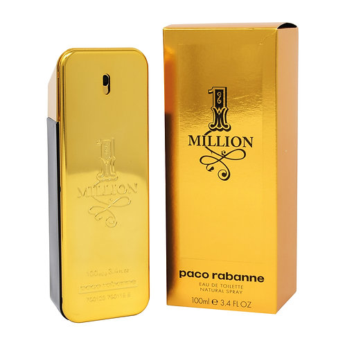 ONE MILLION 100 ML EDT SPRAY