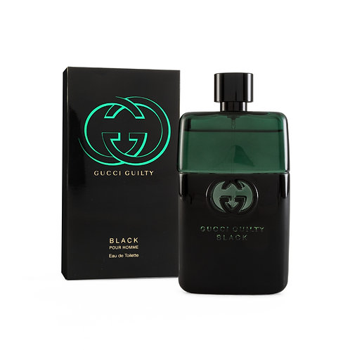 GUCCI GUILTY BLACK 90 ML EDT SPRAY