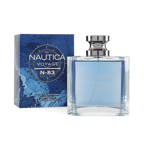 NAUTICA VOYAGE N-83 100 ML EDT SPRAY