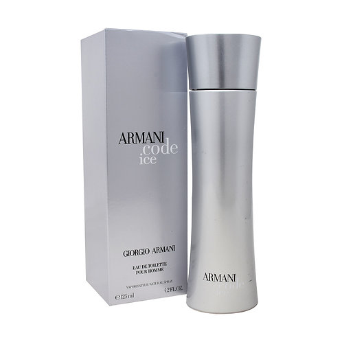 ARMANI CODE ICE 125 ML EDT SPRAY