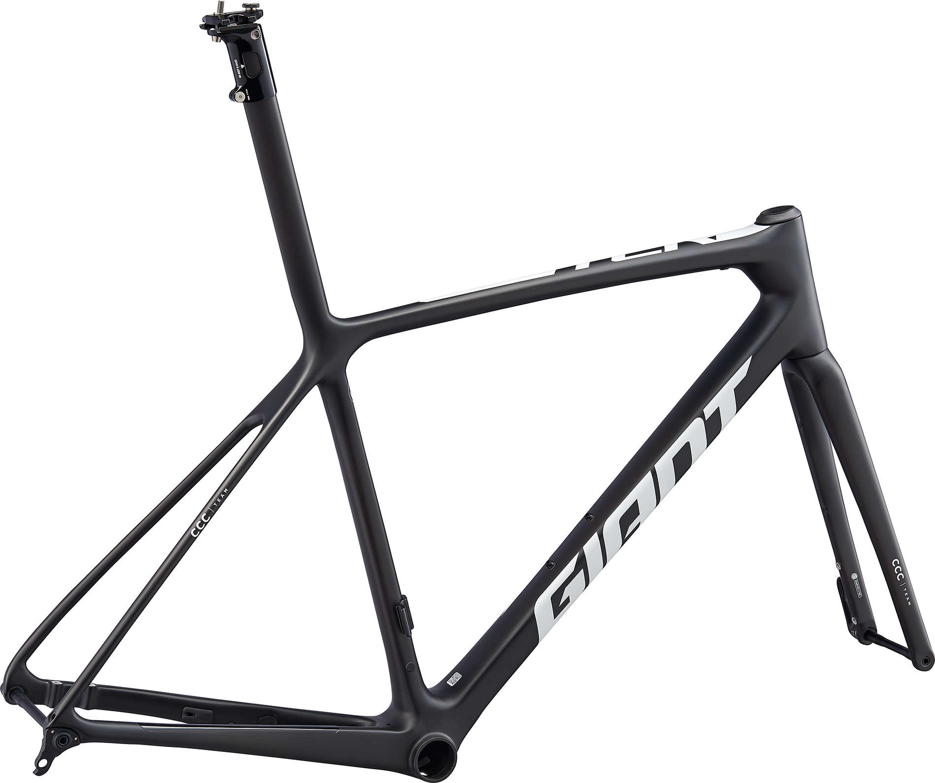 2020 TCR Advanced SL Disc Team CCC Frameset