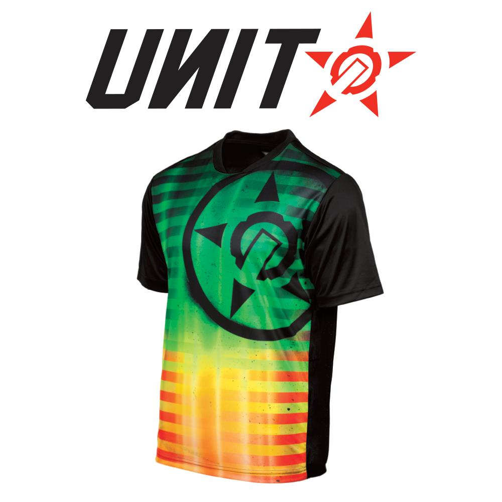 Unit Jersey Venture Saturn Rasta