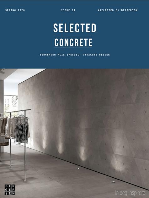 Selected Concrete