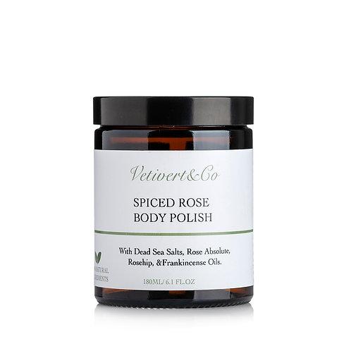 Spiced Rose Body Polish 五香玫瑰身體磨砂霜