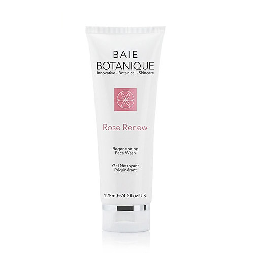 Rose Renew Regenerating Face Wash 玫瑰潔面乳