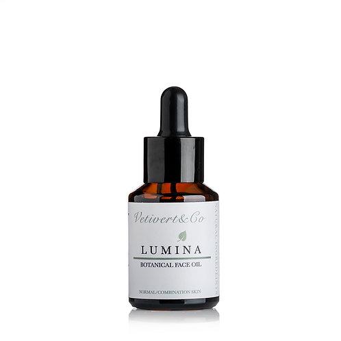 Vetivert Lumina Natural Face Oil