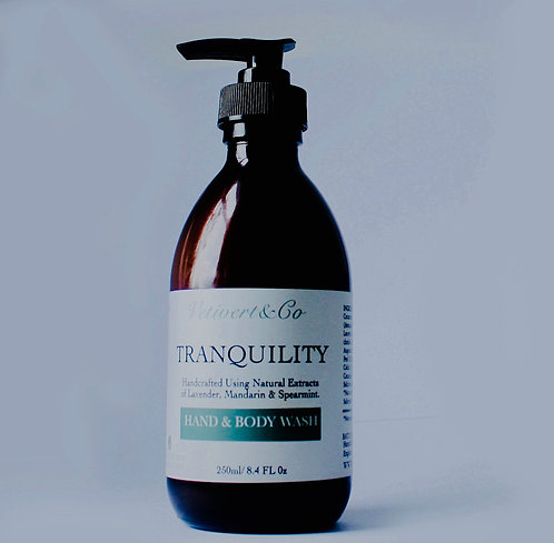 Tranquility Hand & Body Wash