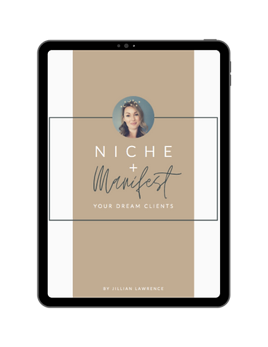 Jillian Lawrence Niche and Manifest