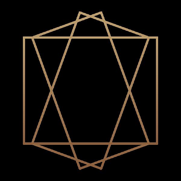 —Pngtree—gold_geometric_frame_for_de