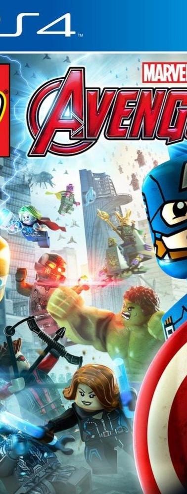 LEGO: Avengers