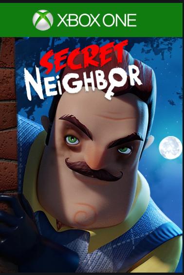 Secret Neighbor (online only)