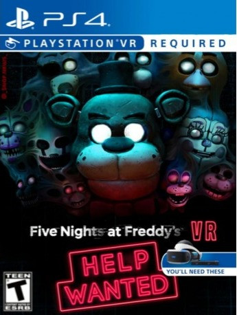 5 Nights at Freddy's: Help Wanted PS4VR