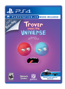 Trover Save the Universe PS4VR
