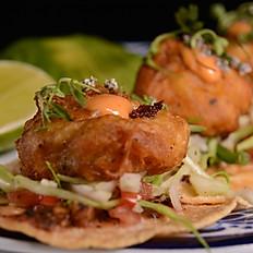 Tacos de Robalo