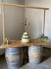 Cake Set Up