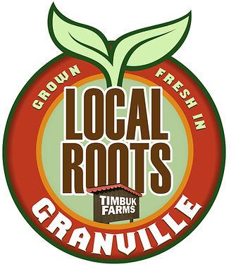 Timbuk Farms Grown Fresh in Granville