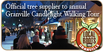 timbuk farms is an official tree supplier to the Granville Candlelight Walking Tour