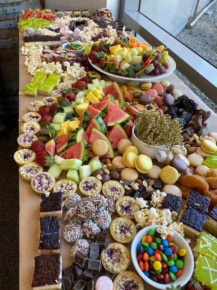 Sweet Grazing Table