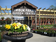 Timbuk Garden Marts open from April through July offer a full line of blooming plants and much more.