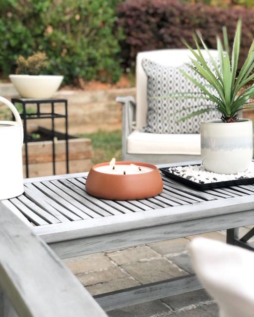 Cozy outdoor patio inspiration + top decor picks