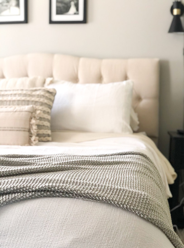 Tips for creating a cozy bed