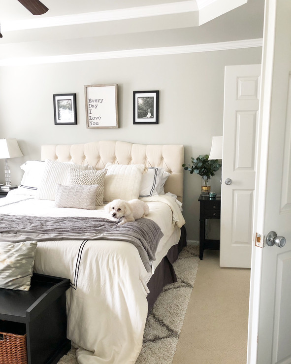 Home Tour: Our Master Bedroom