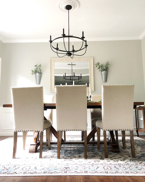 Before/After: Dining Room