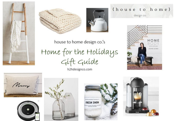 Home for the Holidays Gift Guide