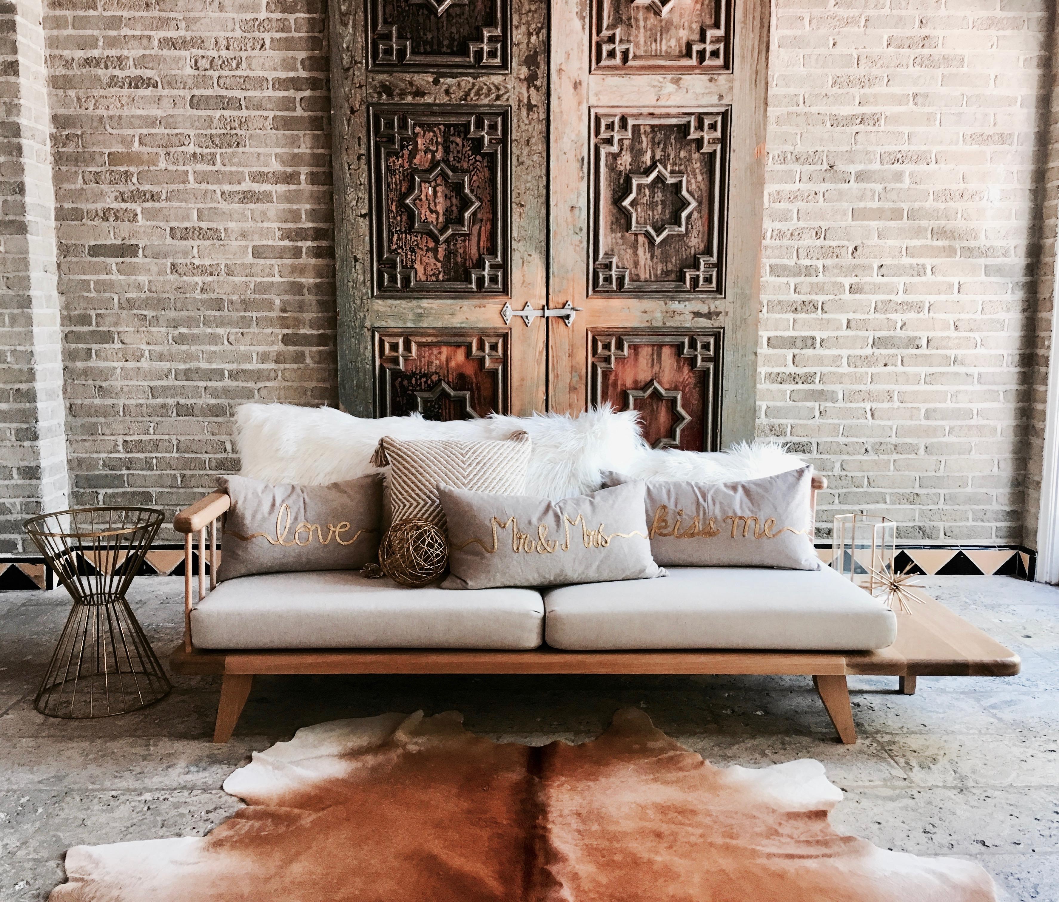 Mid-Century Sofa