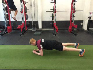 The Plank - Effective Core Training
