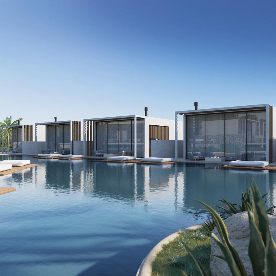 Villa Santorini - Resort