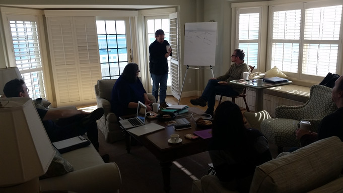 SBGrid Retreat in conjunction with the BCMP retreat. Chatham, MA