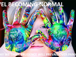 Novel Becoming Normal – And why we think prudence will prevail over panic