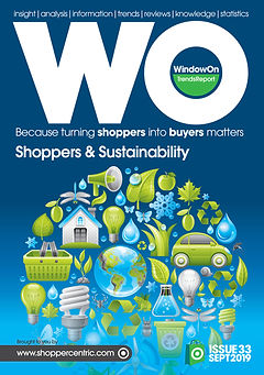Shoppers & Sustainability Cover