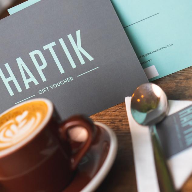HAPTIK Coffee