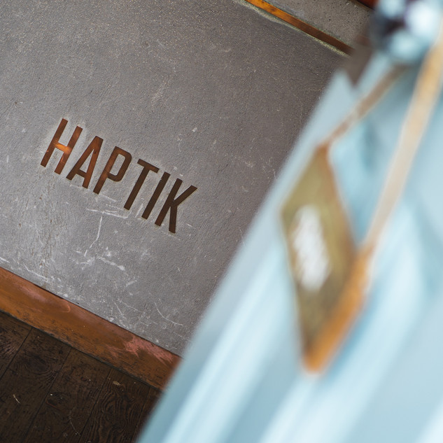 HAPTIK Coffee