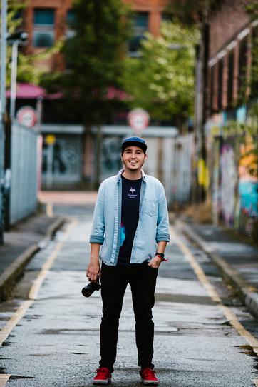 Street Shot with Jess Lowe