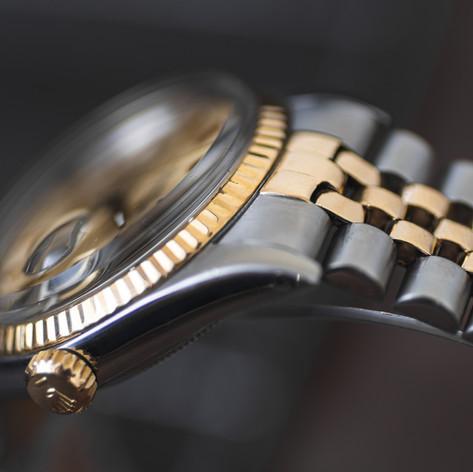 Pride & Pinion - Rolex
