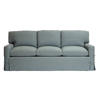 Elysees Skirted Sofa