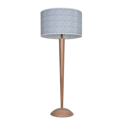 Adnet Inspired Floor Lamp