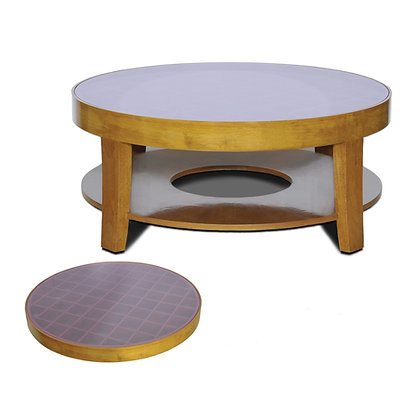 Ponti Inspired Low Table