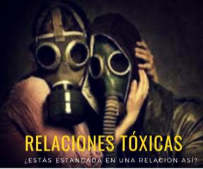¿Estancada en una relación tóxica?