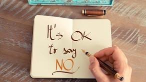 Ben jij bang om nee te zeggen? Lees hieronder mijn tips!