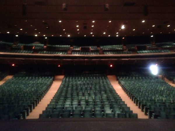 Facebook - From the music hall stage in