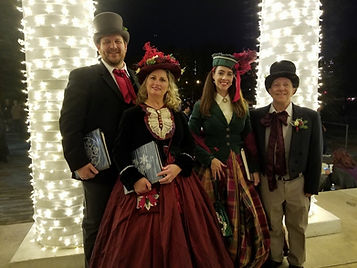 Carolers at Oak Lawn Park.jpg
