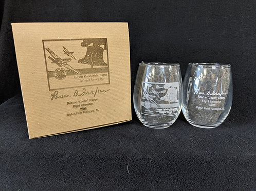 GPCHL05 - Roscoe Draper Collectable Glass Set