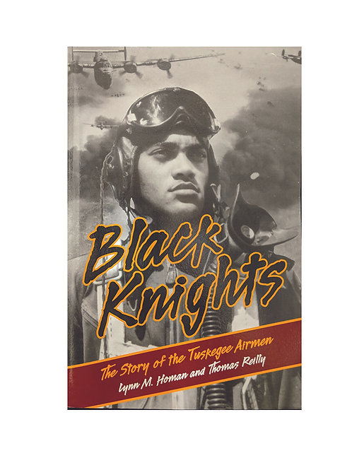 GPCBK01 - Black Knights Book