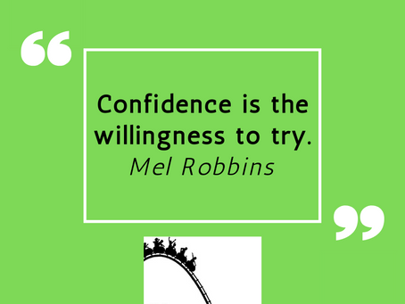 What Comes Before Confidence