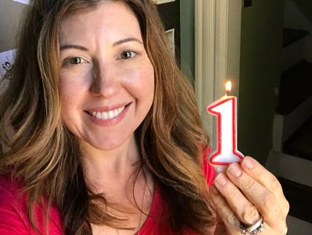 Happy First Birthday, 21st Century PharmD!